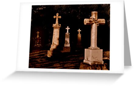 Grave Stones by Phil Campus