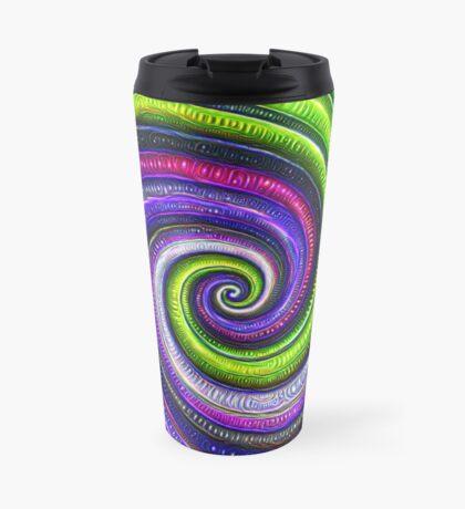 Source #DeepDream #Art Travel Mug