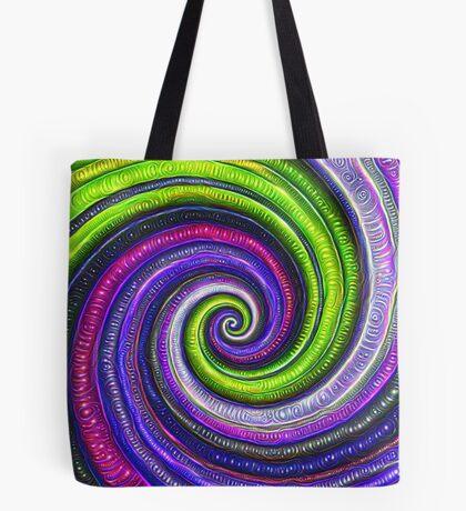 Source #DeepDream #Art Tote Bag