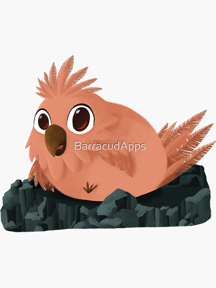 «Alicanto Cuivre Oiseau» par BarracudApps