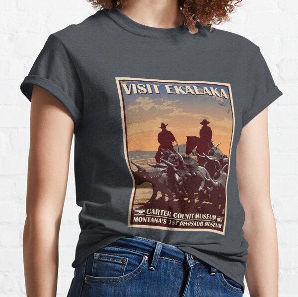 Carter County Museum Classic T-Shirt