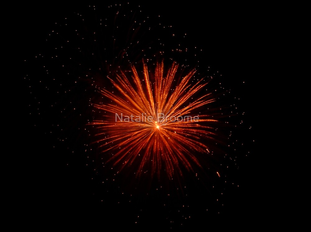 Firework 2 by Natalie Broome