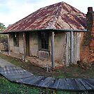 Beyer's Cottage - Hill End NSW Australia by Bev Woodman