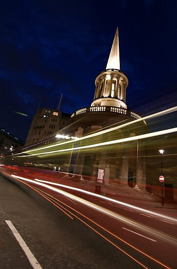 All Souls by Night by Natalie Broome