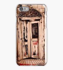 Broken Doors # 2 ( Salvation )  iPhone Case/Skin