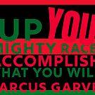 Marcus Garvey by hattiec1