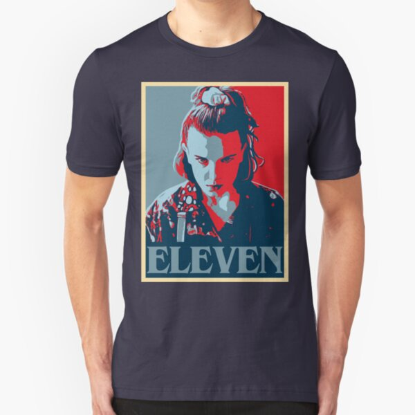 Eleven - Stranger Things Slim Fit T-Shirt