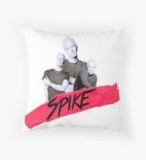 Spike (James Marsters) Throw Pillow