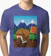 Welcome to Montana Tri-blend T-Shirt