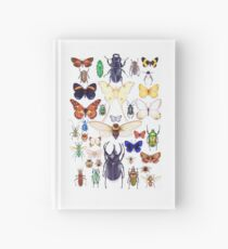 Insect collection Hardcover Journal