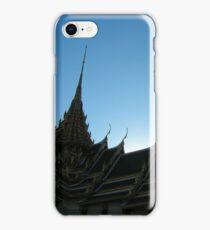 Bangkok Temples iPhone Case/Skin