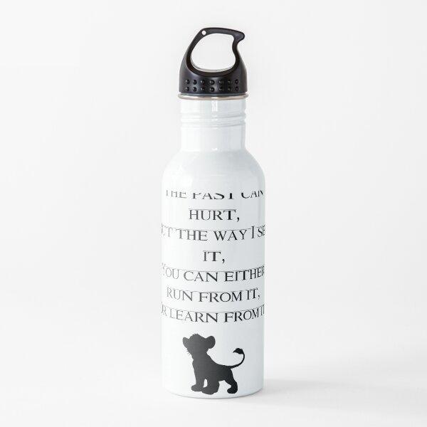 König der Löwen Zitat Trinkflasche
