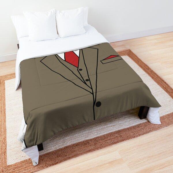 Mycroft's Suit Comforter