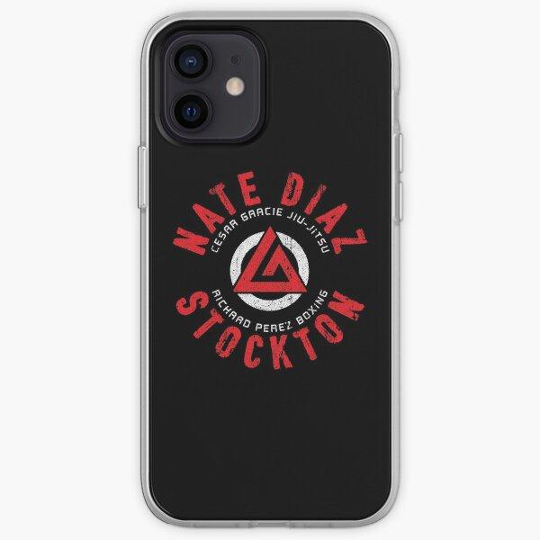 Nate Diaz iPhone Soft Case