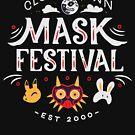 Clock Town Mask Festival by amandaflagg