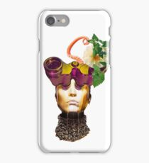 Collage with Alexander McQueen campaign SpringSummer 2013  iPhone Case/Skin