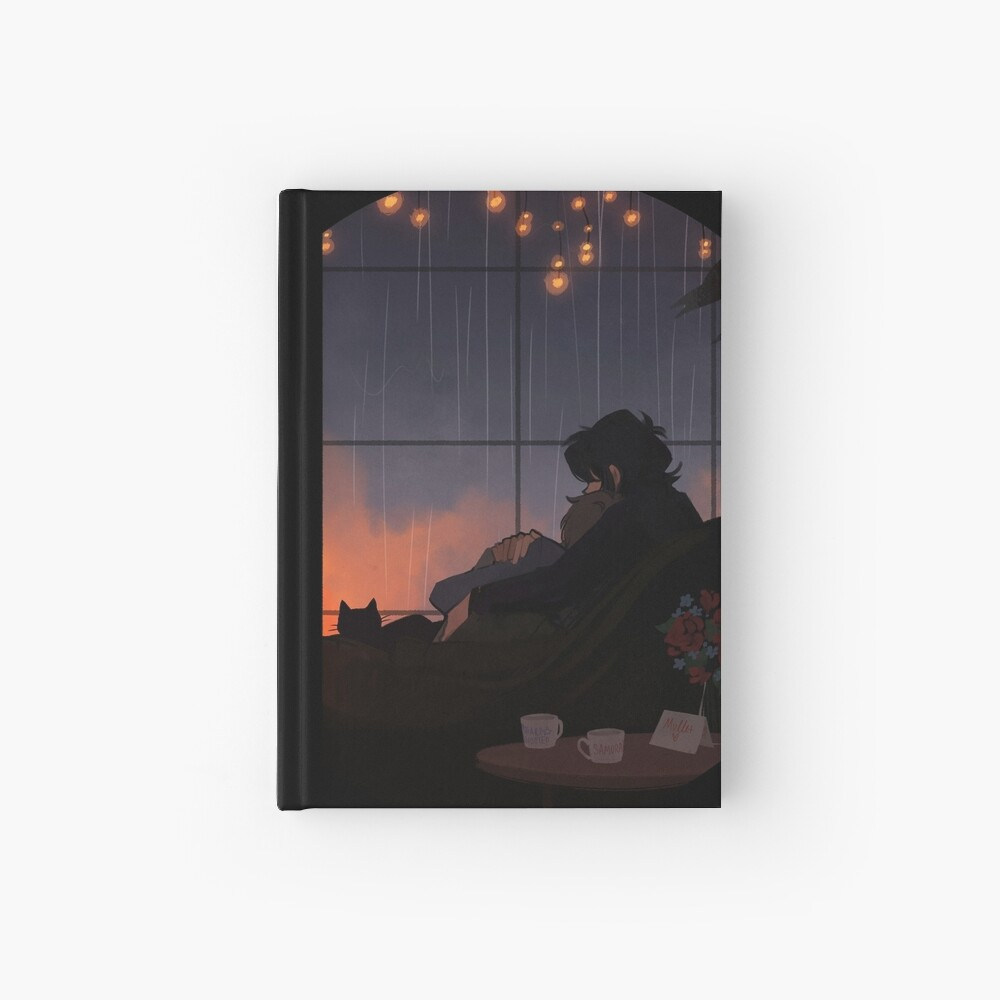 Alone Together Hardcover Journal