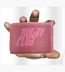 Rugby Club Poster