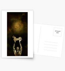 Warrior Child - Composite Postcards