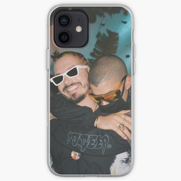 BAD BUNNY J BALVIN Oasis Tropical  iPhone Soft Case