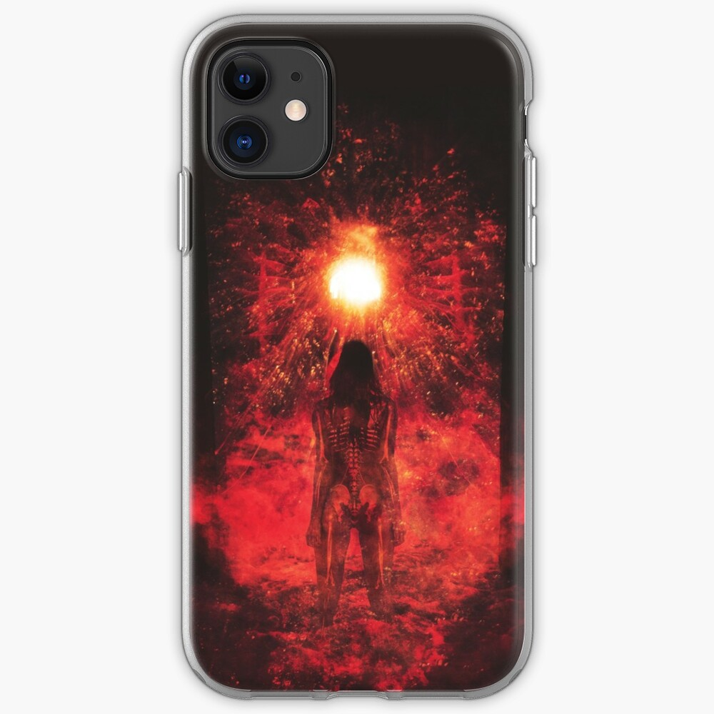 Wither Star iPhone Case & Cover