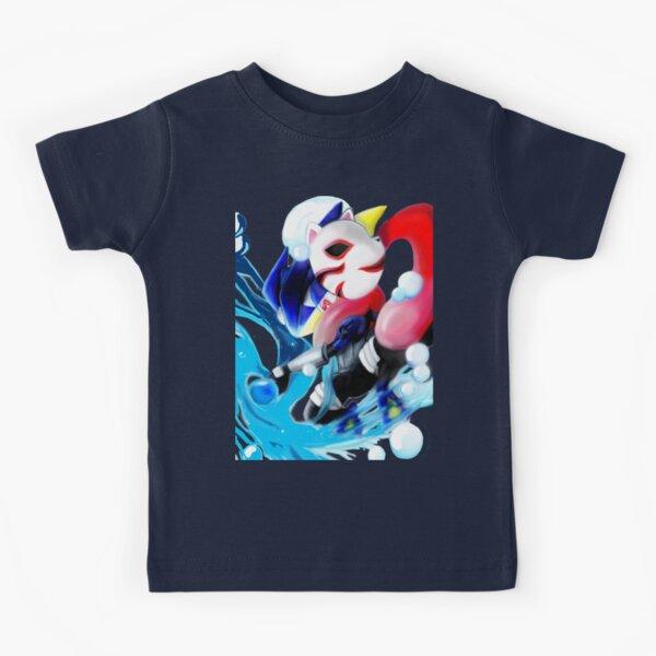 Pokemon Anbu Greninja T-shirt enfant