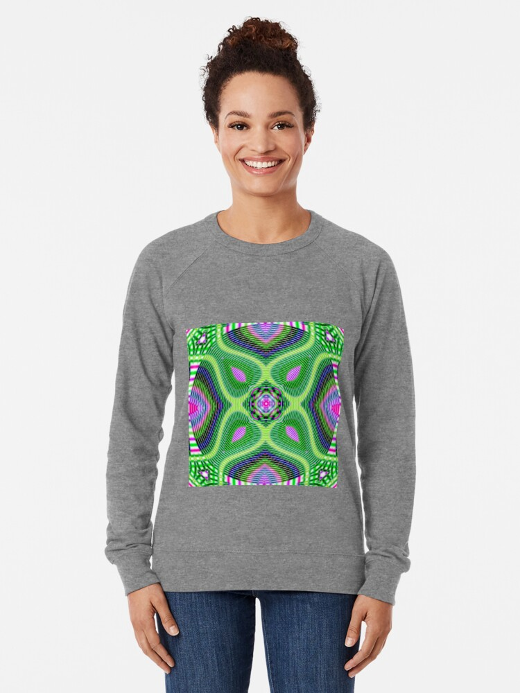 Alternate view of Untitled Lightweight Sweatshirt