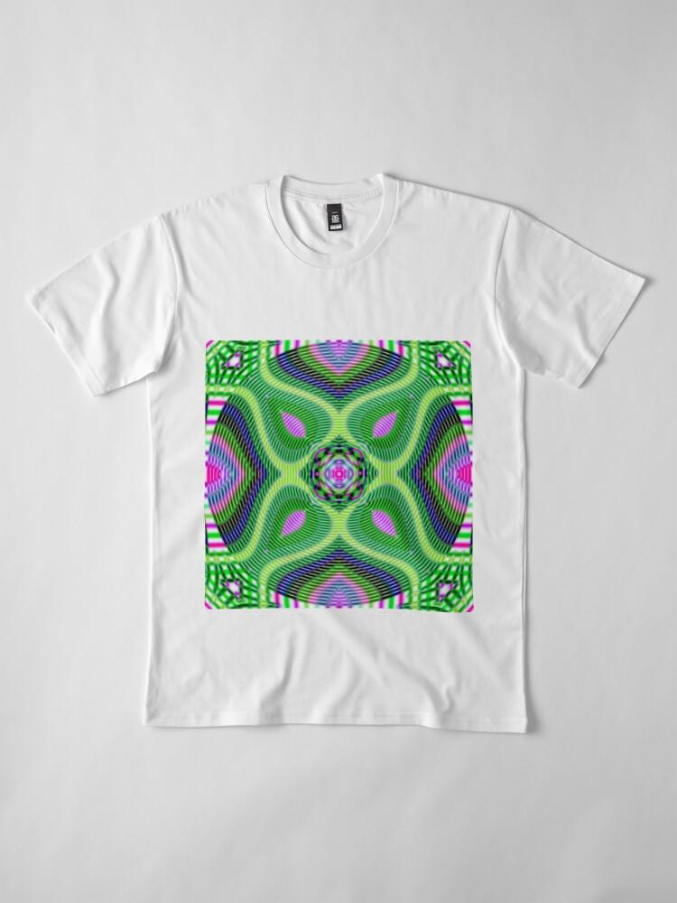 Alternate view of Untitled Premium T-Shirt
