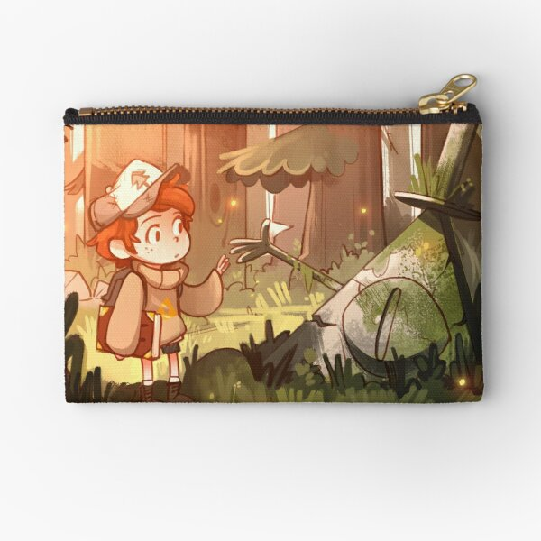 Just Take My Hand Kid Zipper Pouch