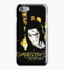 Evanescence - for black t-shirts iPhone Case/Skin