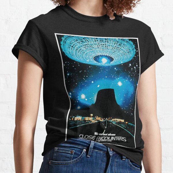 Close Encounters of The Third Kind 1977 Classic T-Shirt