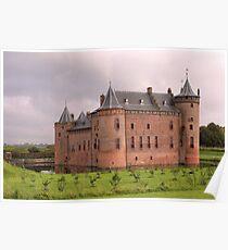 Castle Muiderslot Poster