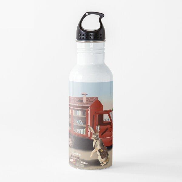 Joshua the Jackrabbit  Water Bottle