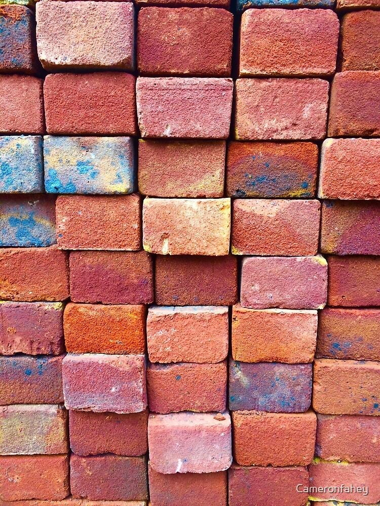 Brick Work by Cameronfahey