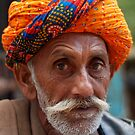 Clourfull pagri (head guard) by JYOTIRMOY Portfolio Photographer