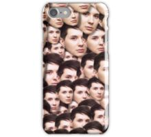 Lots of Dan.  iPhone Case/Skin