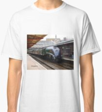 LNER 60009 'Union of South Africa' at Teignmouth Classic T-Shirt