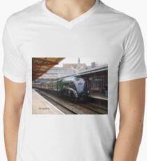 LNER 60009 'Union of South Africa' at Teignmouth T-Shirt