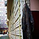 Street jacket by juliannakoh