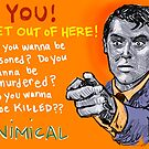 Inimical - Cary Grant by sneercampaign