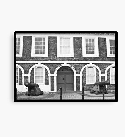 Exeter Custom House Canvas Print