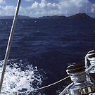 Sailing in a stiff breeze by Bertspix1