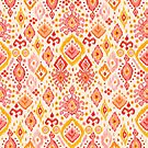 Ikat by cmanning