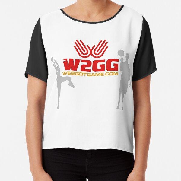 W2GG #001 Chiffon Top