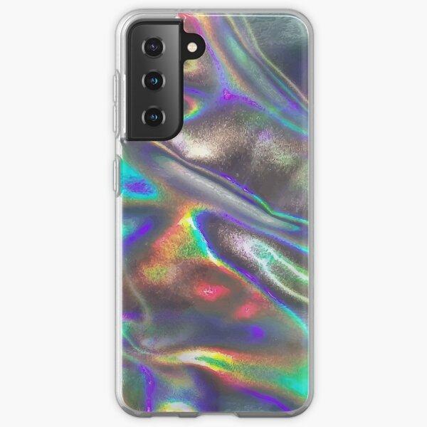 holographic print Samsung Galaxy Soft Case