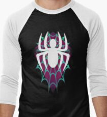 Spider Gwen Design Men's Baseball ¾ T-Shirt