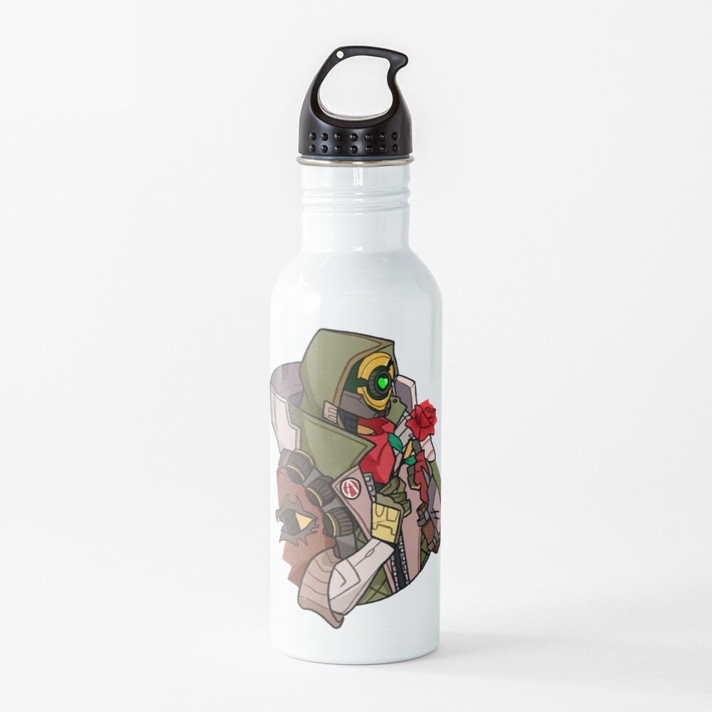 Borderlands FL4K Water Bottle