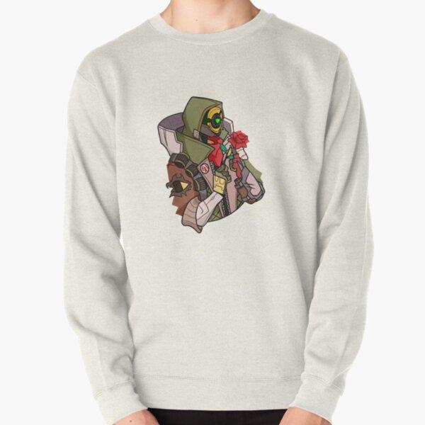 Borderlands FL4K Pullover Sweatshirt