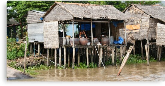 Daily Living - Viet Nam by Jordan Miscamble