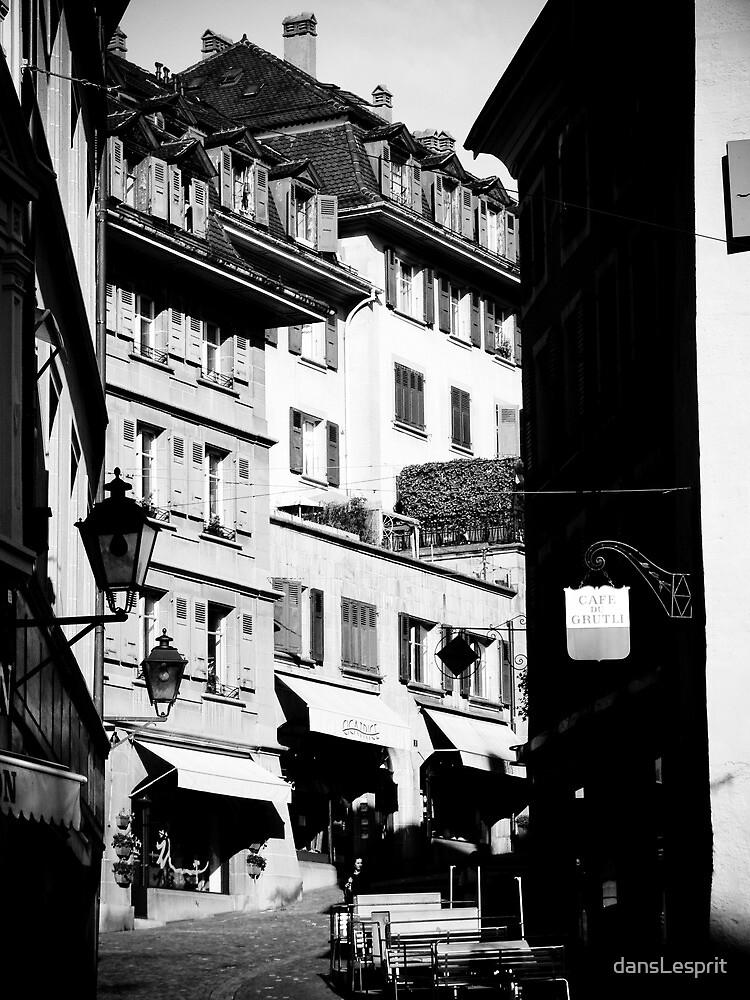 Swiss Alley by dansLesprit